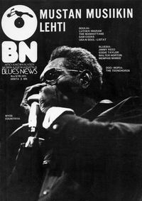 Blues News 5/1976 Kansi: Walter Horton