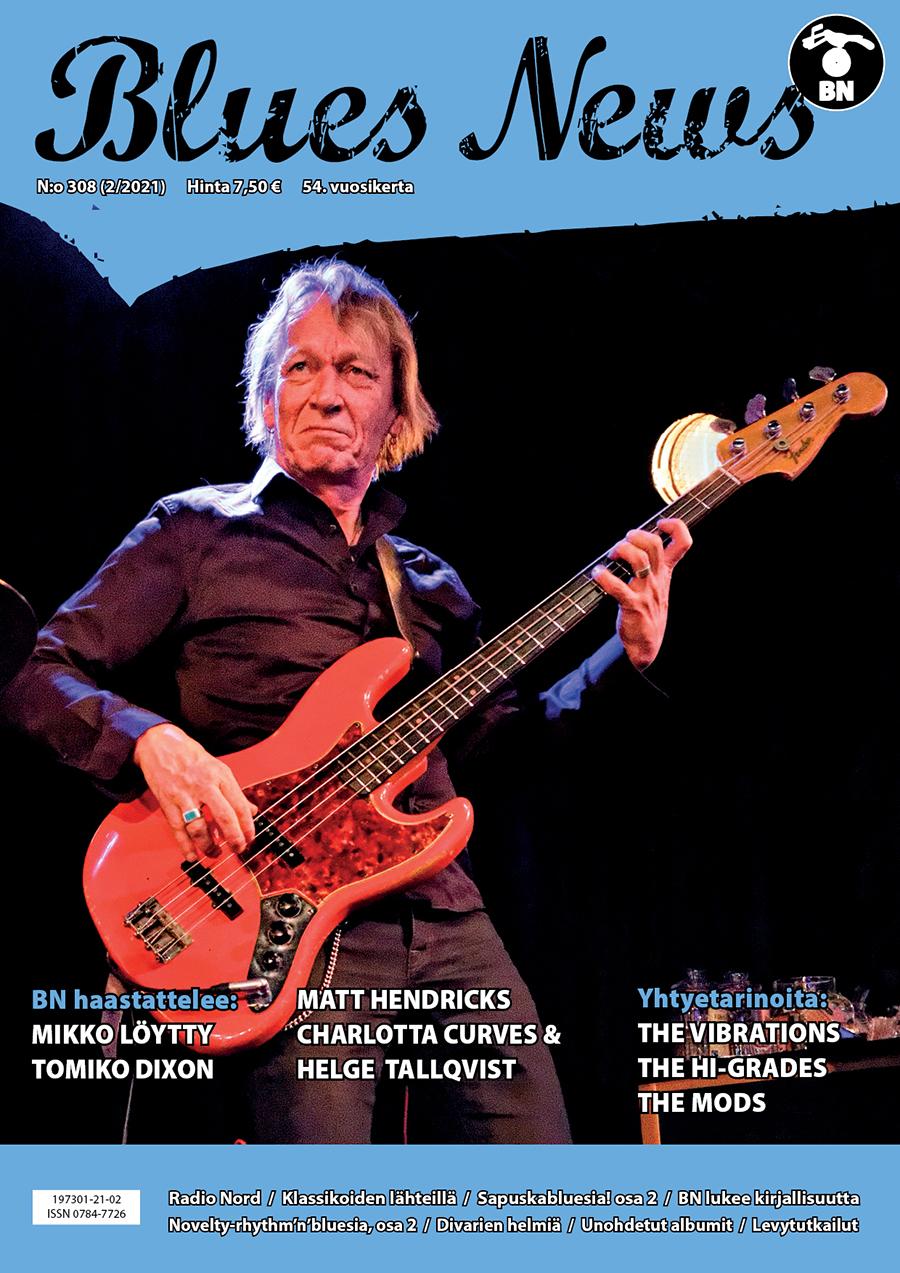 Uusin Blues News -lehti